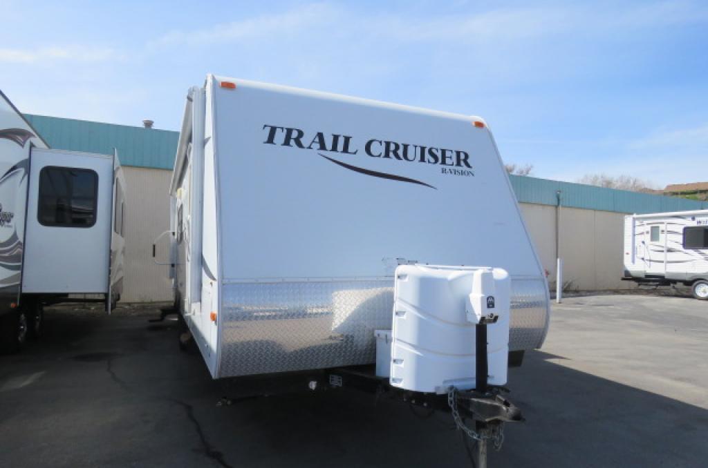 2011 R-Vision Trail Cruiser 26RK