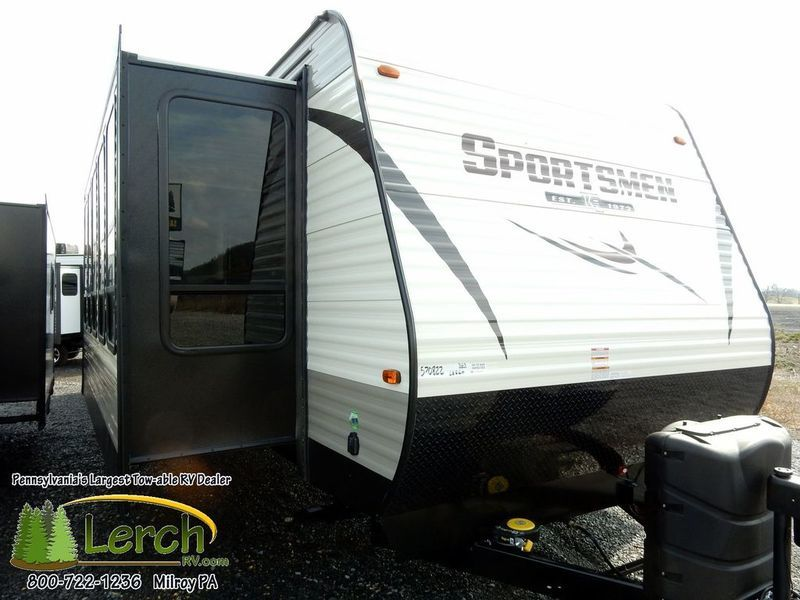 2018 Kz Rv Sportsmen 363FL