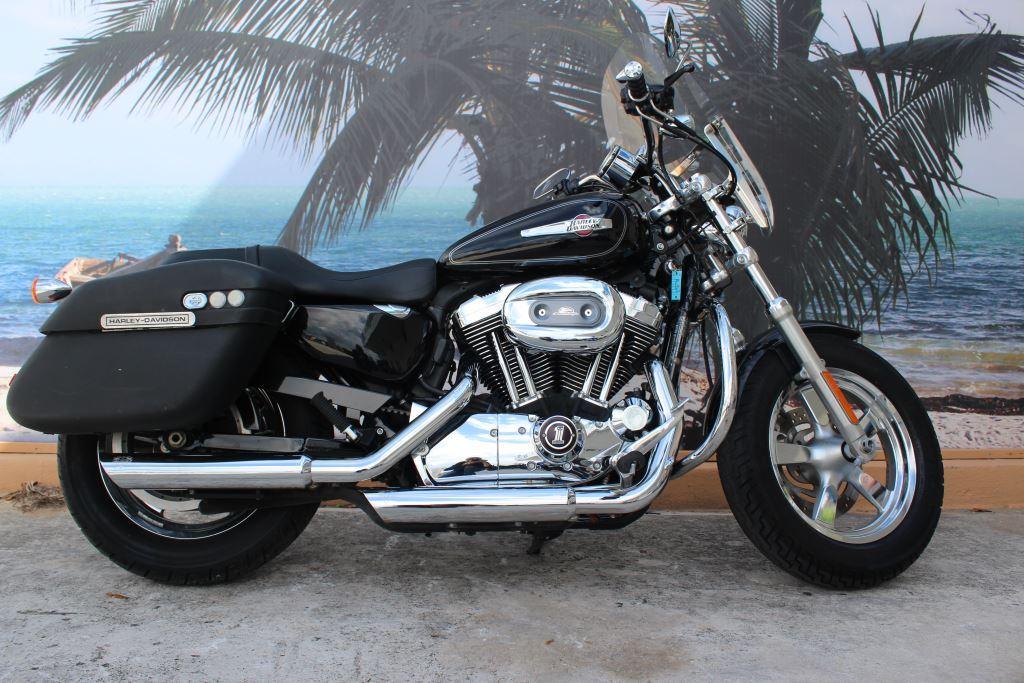 2012 Harley Sportster XL1200c