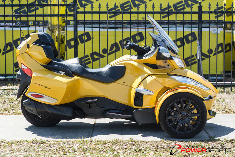 2014 Can-Am Spyder RT-S SE6