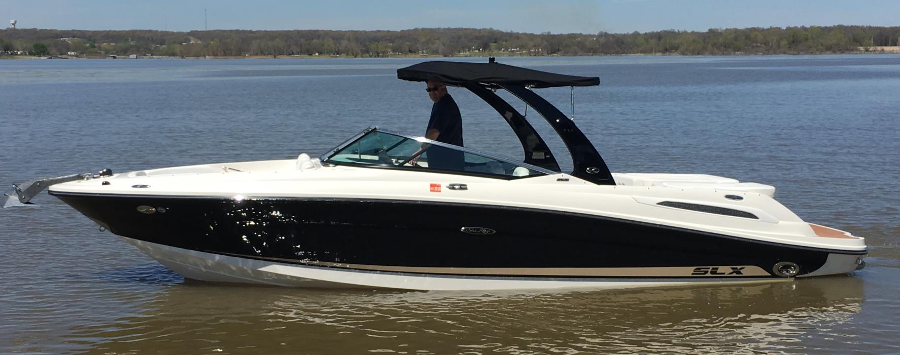 2014 Sea Ray 250 Select
