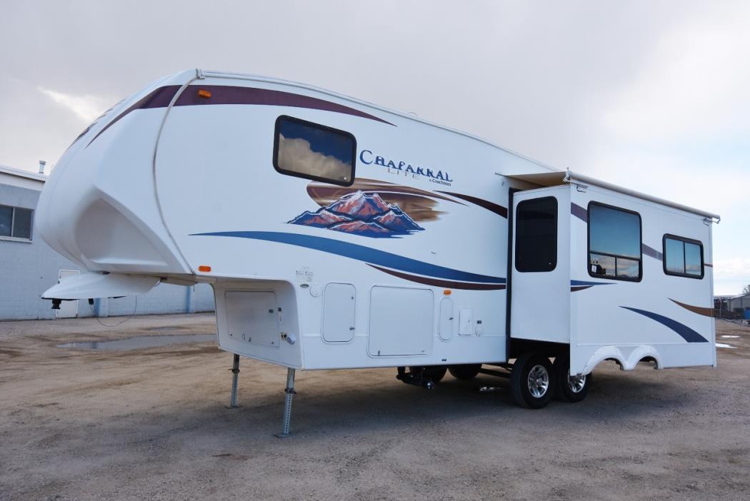 2011 Coachmen CHAPARRAL 278RLDS