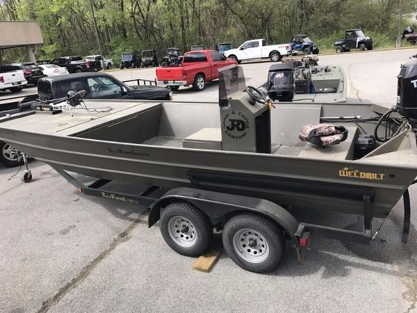 2015 WeldBilt BOAT