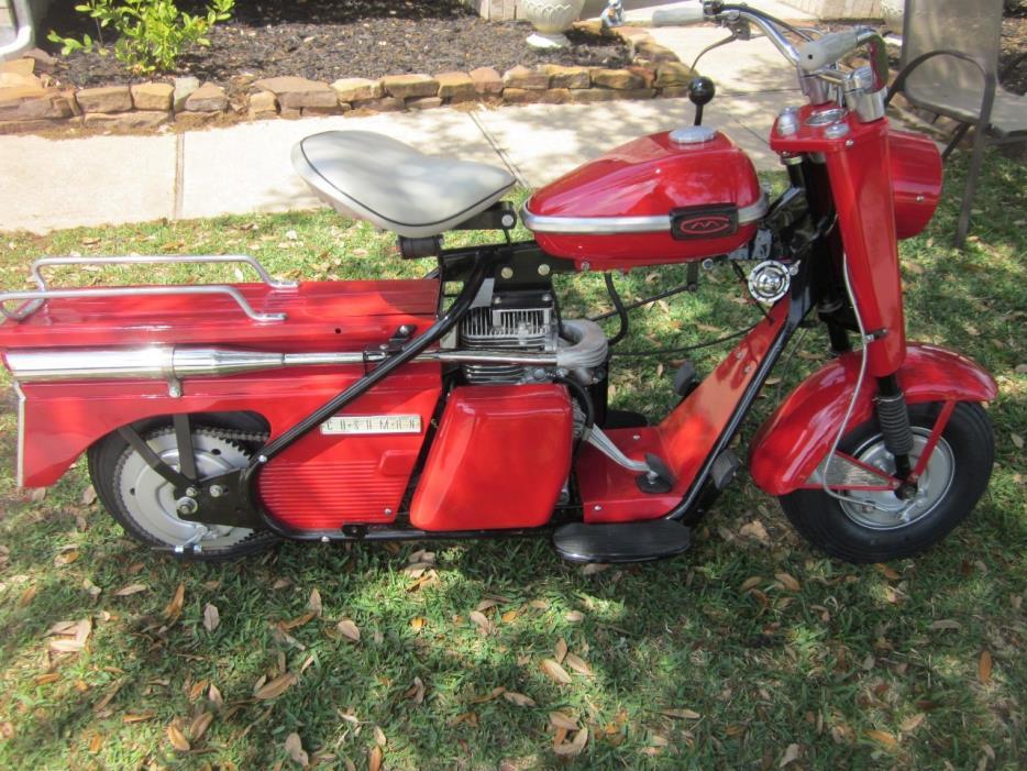 1960 Cushman EAGLE 765