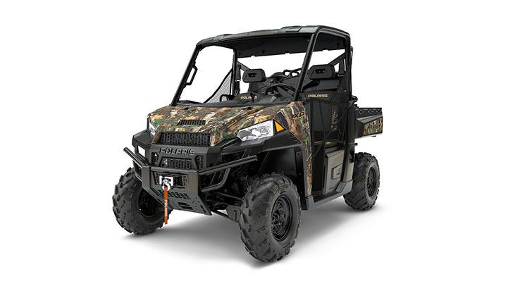 2017 Polaris Ranger XP 1000 EPS Hunter Edition
