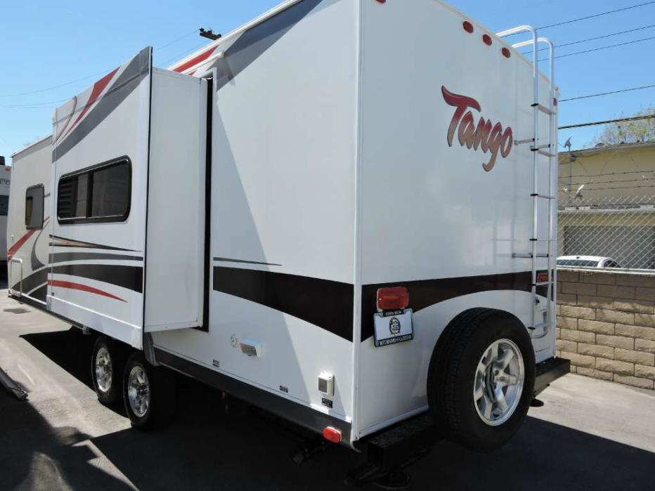 2008 Pacific Coachworks Tango 276 Rear Bath S