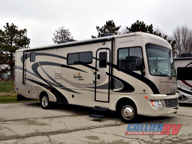 2011 Fleetwood Rv Bounder Classic 30T