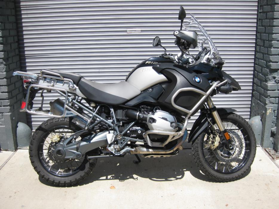 2013 BMW R1200GS Adventure 90th Anniversary