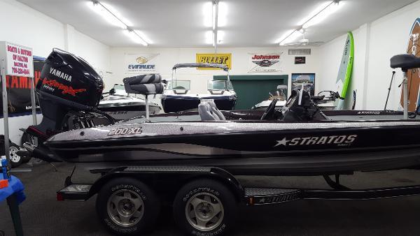 2008 Stratos 200 XL