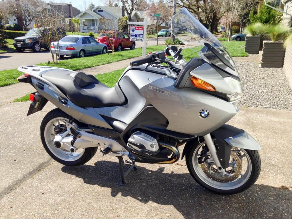 bmw r 1200 rt motorcycles for sale in washington. Black Bedroom Furniture Sets. Home Design Ideas