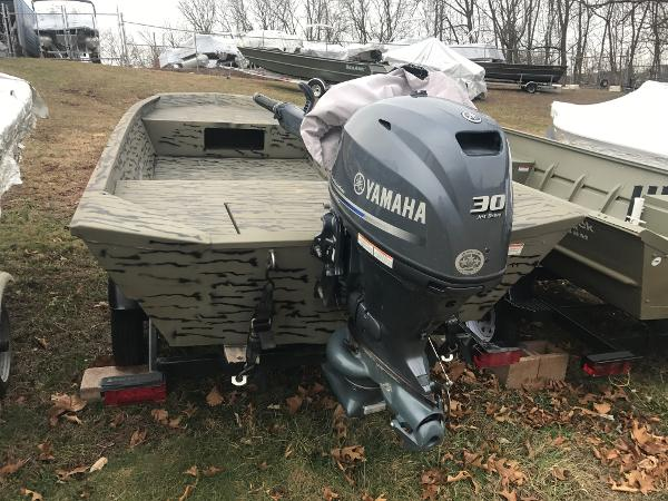 2012 Alumacraft MV 1650 AW SC