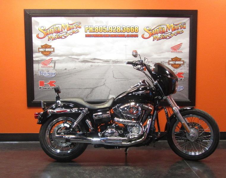 2012 Harley-Davidson FXDC - Dyna Super Glide Custom