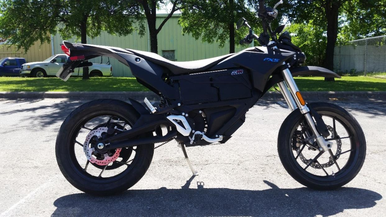 2017 Zero Motorcycles FXS 6.5