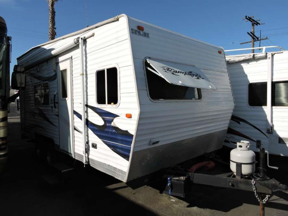 2007 Skyline Rampage RVs RAMPAGE M187 LTD
