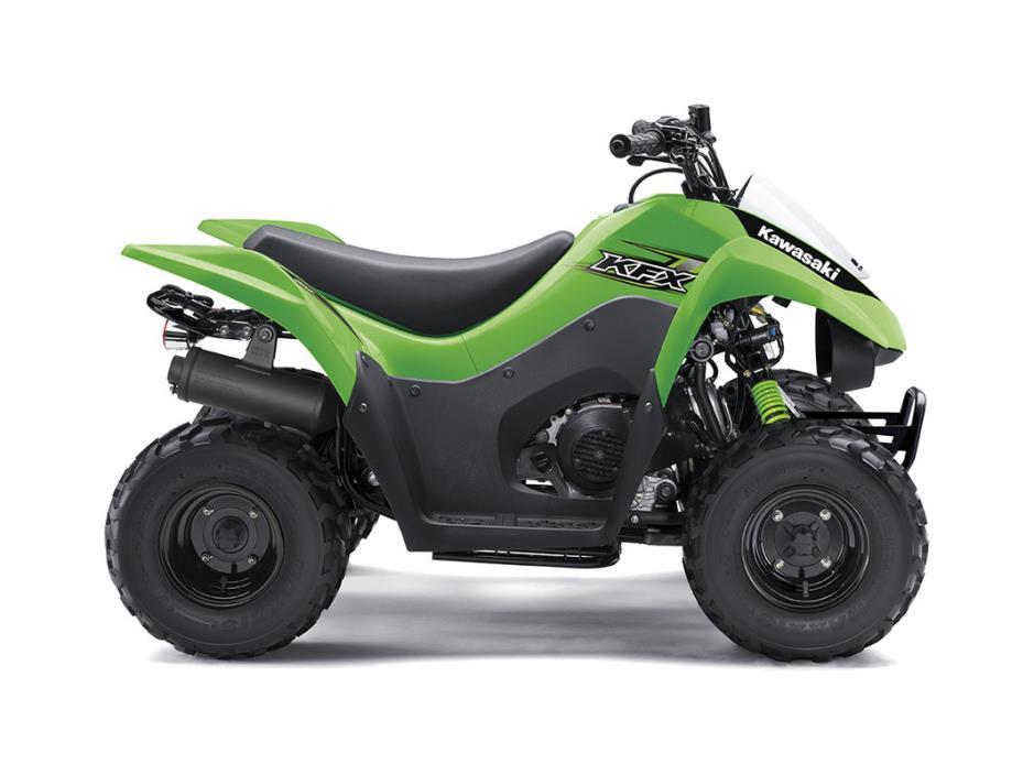 2017 Kawasaki KFX50