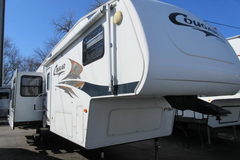 2006 Cougar 309EFS
