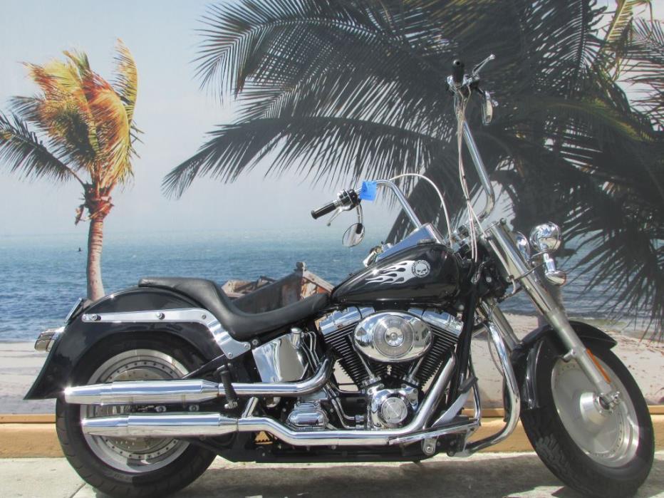 2006 Harley Fat Boy Softail