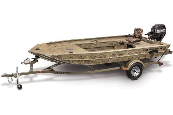 2017 Tracker Grizzly 1654 MVX Sportsman
