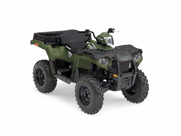2017 Polaris Sportsman X2 570 EPS