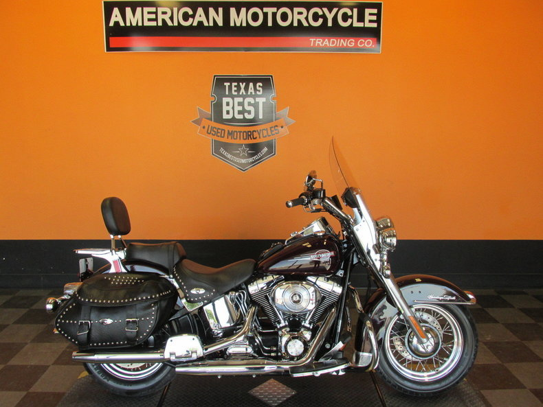 Harley Heritage Softail motorcycles for sale in Arlington