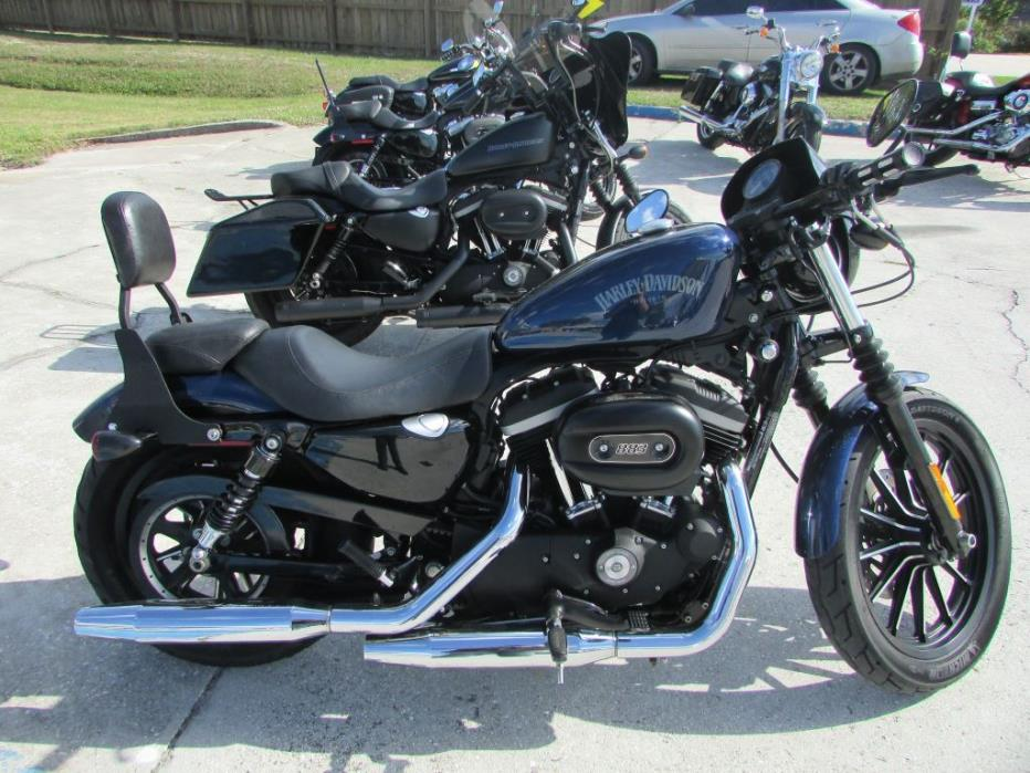 2012 Harley Iron 883 Sportster