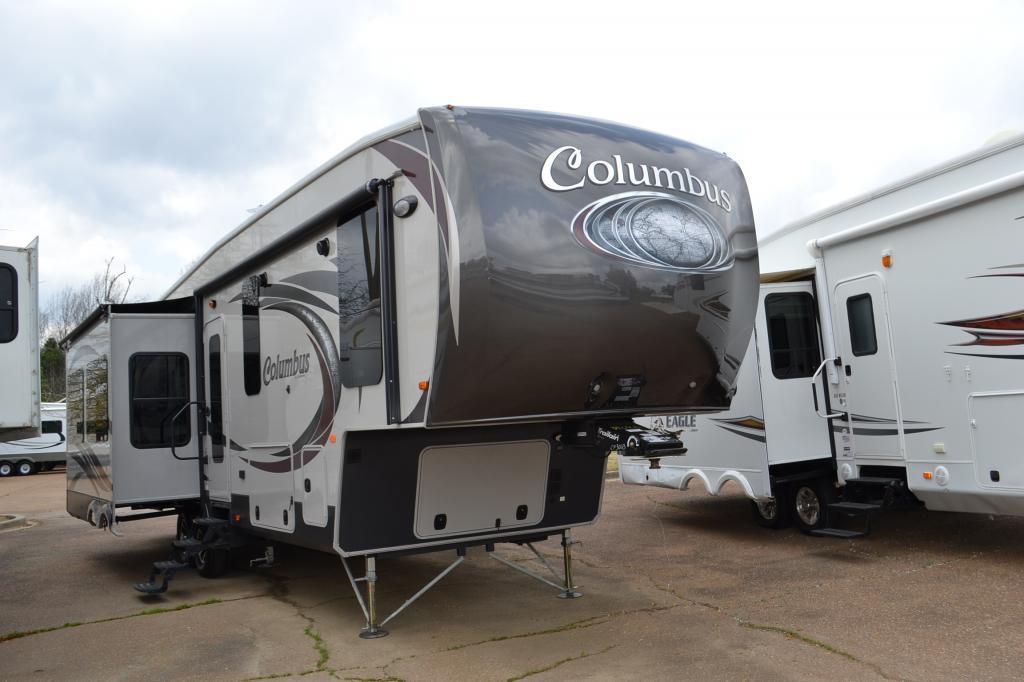 2016 Palomino Columbus 340RK