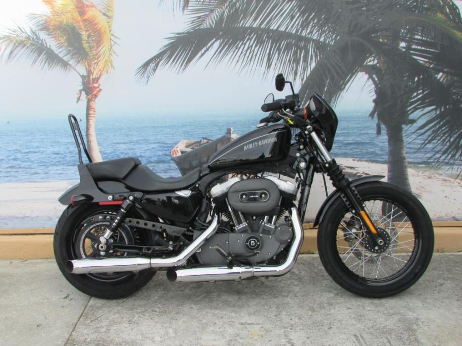 2012 Harley Nightster 1200 Sport
