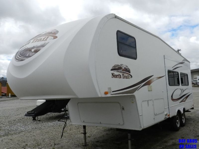 2009 Heartland North Trail 26RKS