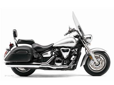 2007 Yamaha Motor Corp., Usa V Star 1300 Tourer