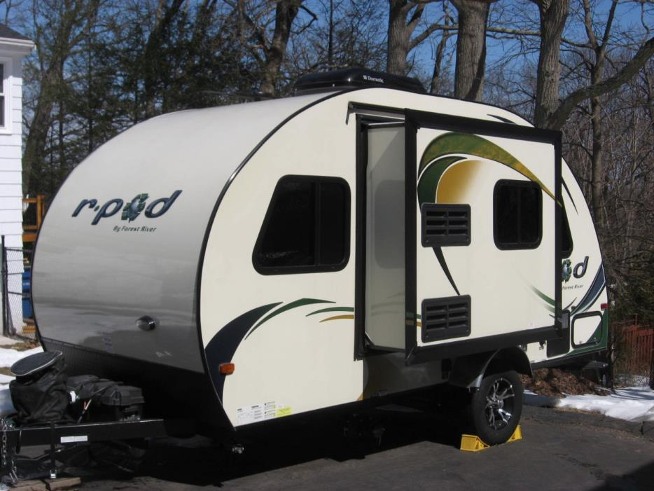 2013 Forest River R-POD 177