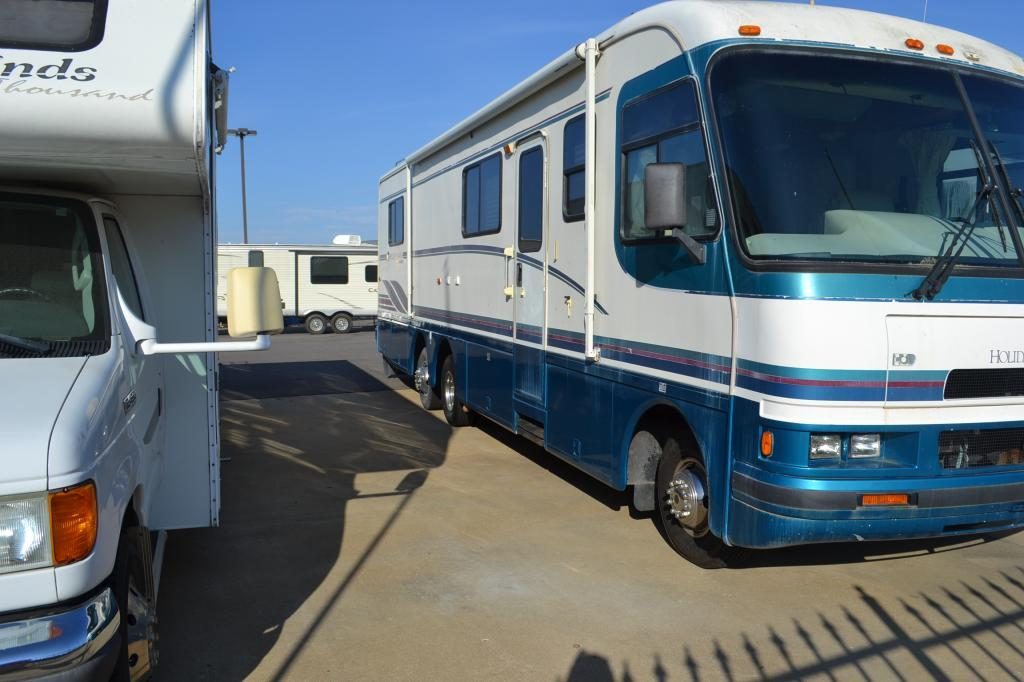 1996 Holiday Rambler Endeavor 36WB