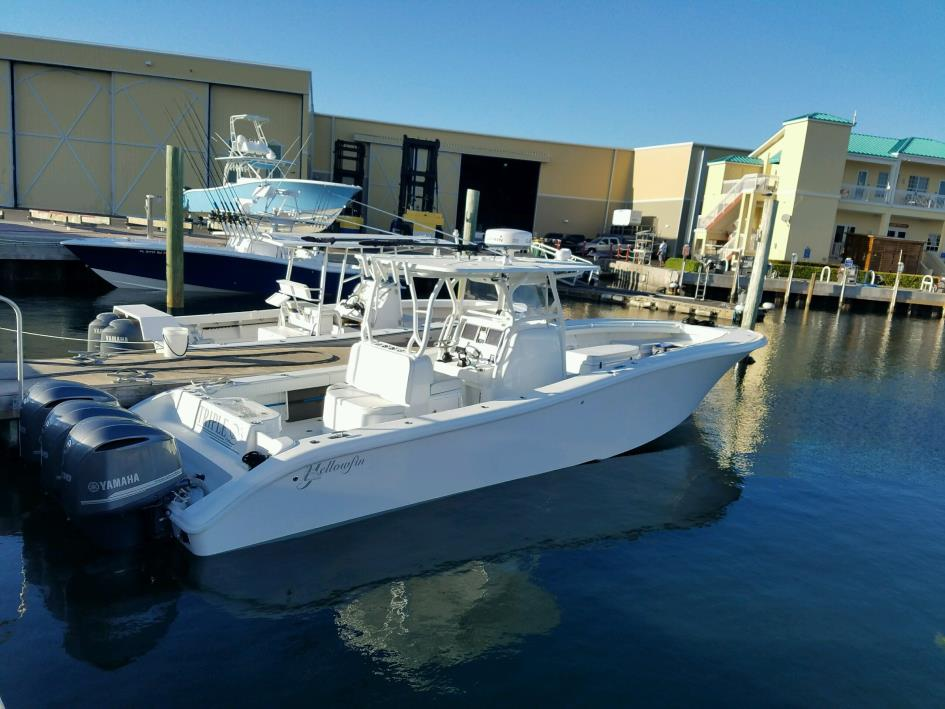 2013 Yellowfin 36 Offshore