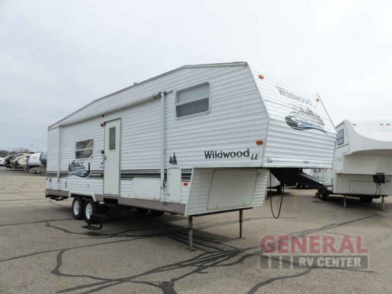 2004 Forest River Rv Wildwood 29RGSS