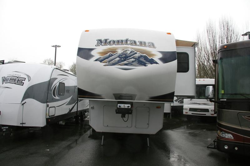 2011 Keystone KEYSTONE MONTANA 3150RL