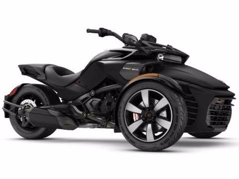 2017 Can-Am Spyder F3-S SE6