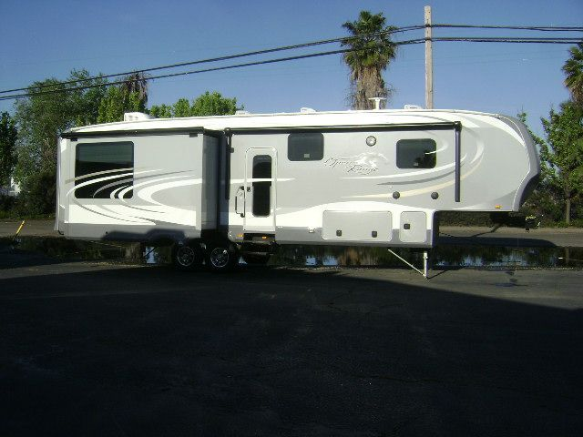 2014 Open Range Highland Ridge 349 RLS