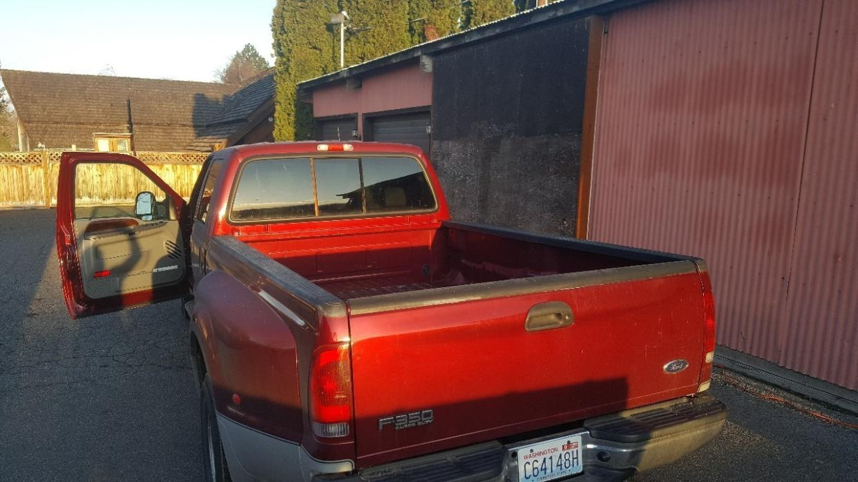 2004 Ford F350 DIESEL DOUBLE CAB, 4
