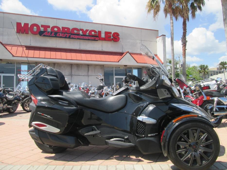 2014 Can-Am SPYDER F3 SE6 LIMITED