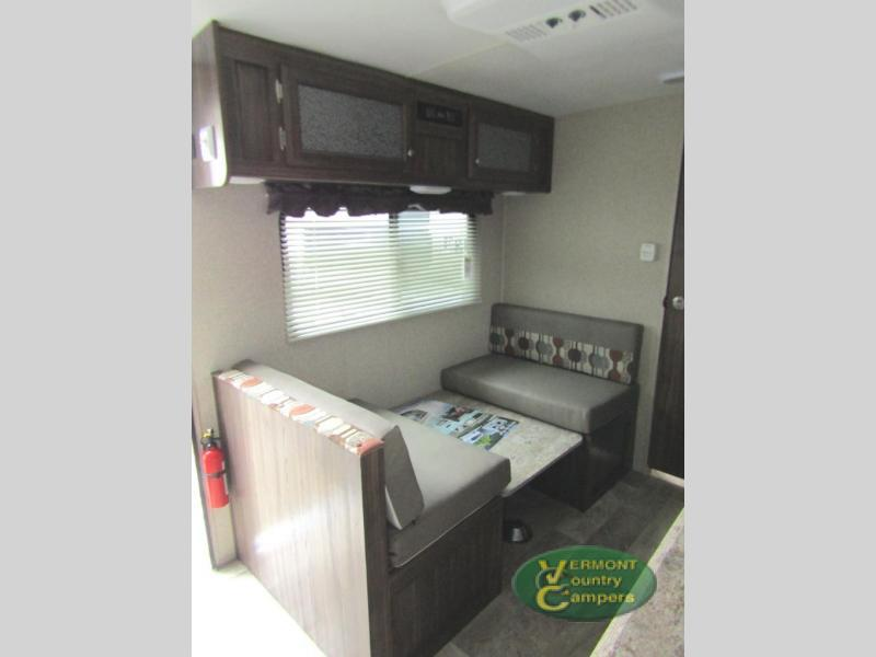 2018 Coachmen Rv Apex Nano 187RB