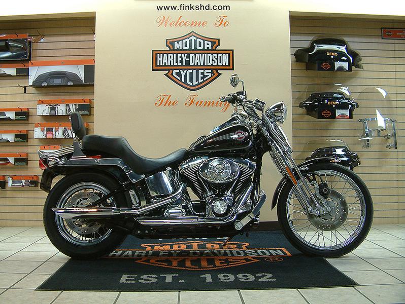 2005 Harley-Davidson FXSTSI - Springer Softail