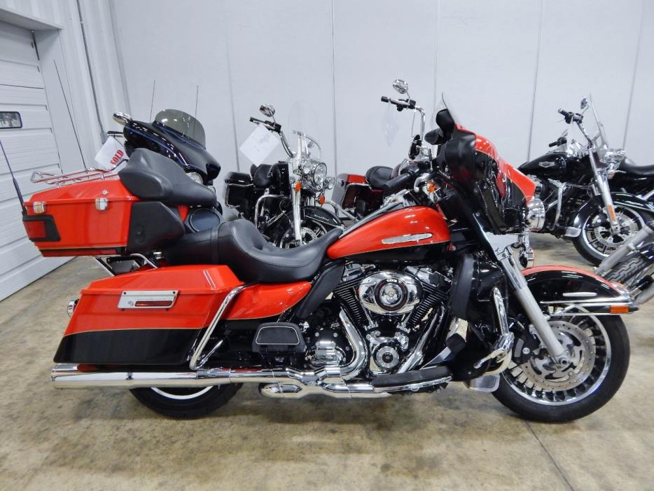 2010 Harley-Davidson Touring Electra Glide Ultra Limited