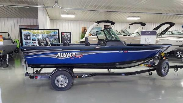 2017 Alumacraft Edge 185 Sport