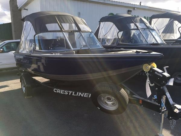 2017 Crestliner 1750 Fish Hawk Walk-through