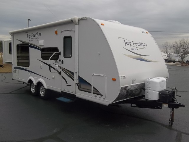 2011 Jayco Jay Feather X213