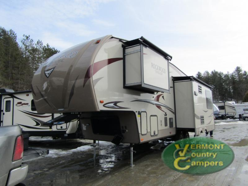 2018 Forest River Rv Rockwood Signature Ultra Lite 8289WS