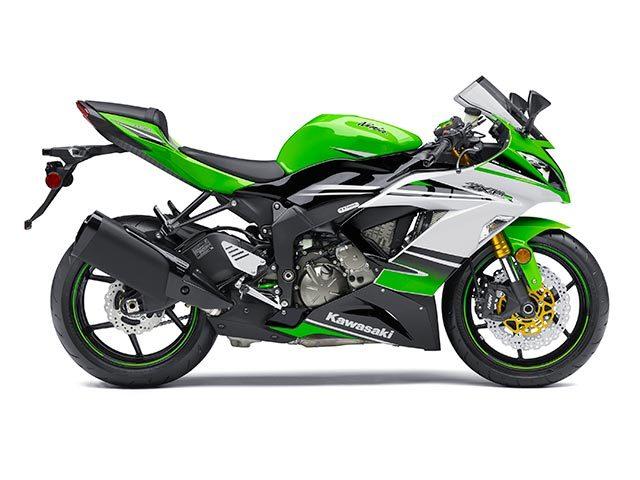 2015 Kawasaki Ninja ZX™-6R 30th Anniversary