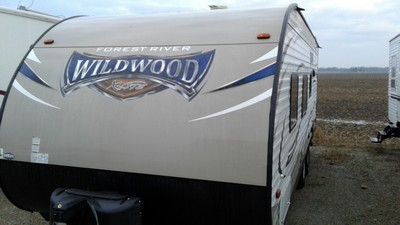 2016 Forest River Wildwood 241