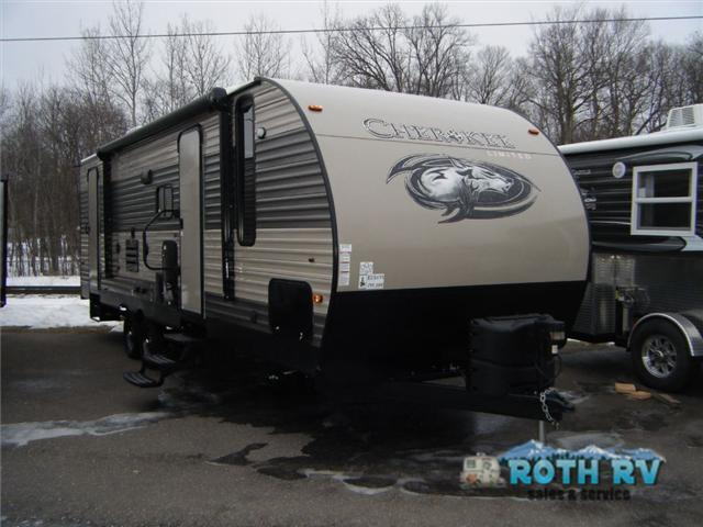 2018 Forest River Rv Cherokee 274DBH XL