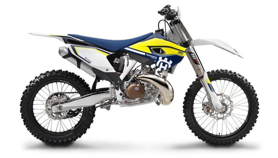 2016 Husqvarna TC 250