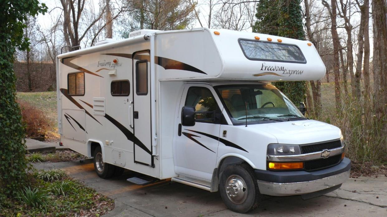 2009 Coachmen FREEDOM EXPRESS 21QB